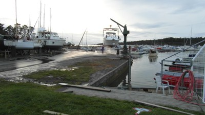Båtopptak uke 42